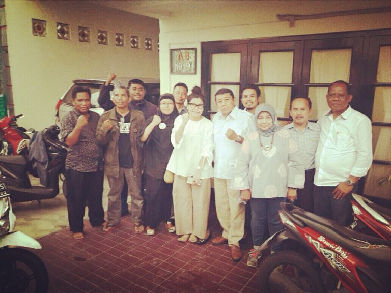 Rumah Prabowo 2019 Siap Deklarasi