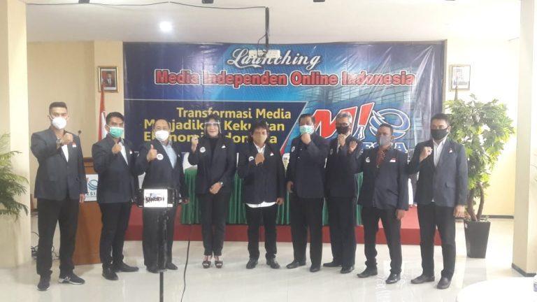 Louncing Media Independen Online (MIO) Dilakukan Serentak di Seluruh Indonesia