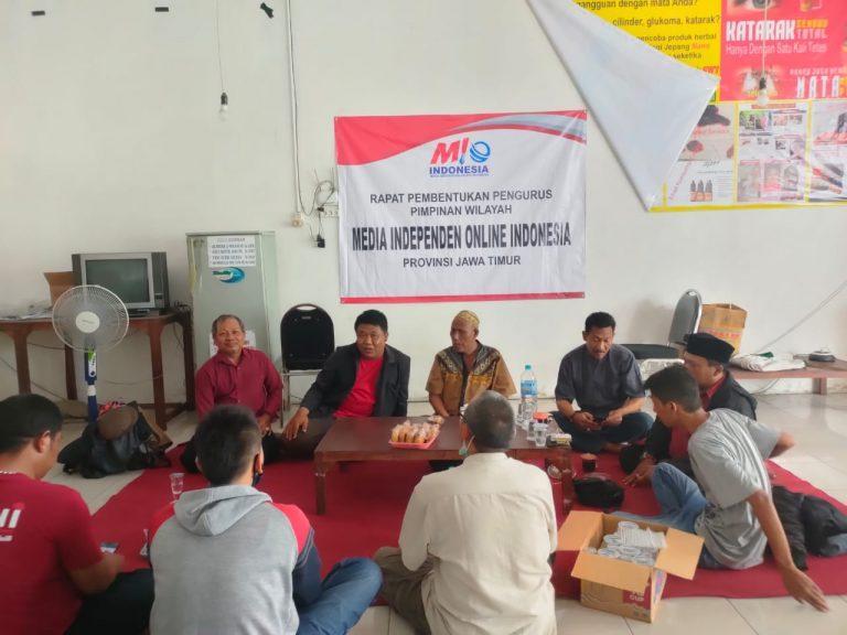 Resmi Terbentuk, Kepengurusan PW MIO Indonesia Jawa Timur Segera Dideklarasikan