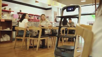 PuduBot Mendapatkan Pekerjaan di Restoran BBQ Australia
