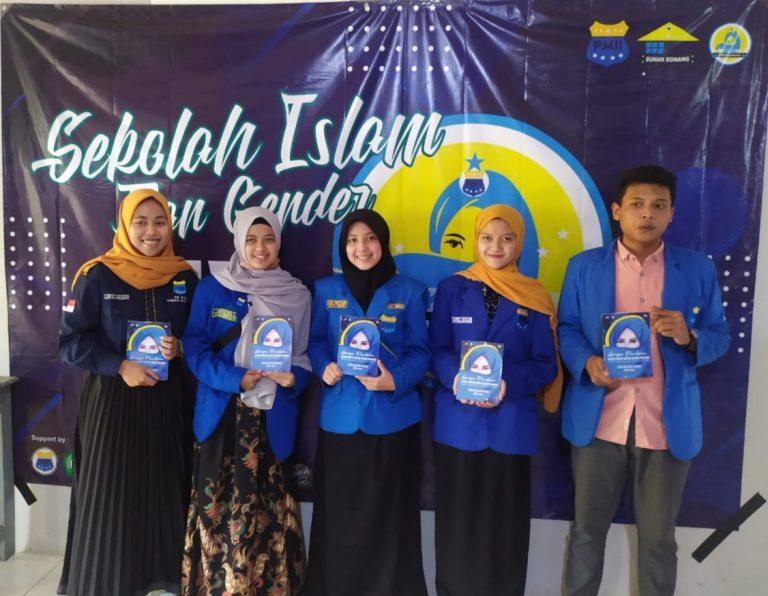Koprs PMII Rayon Sunan Bonang Adakan Sekolah Islam Dan Gender Se-Nusantara Dan Laounching Buku Modul Kopri Perdana