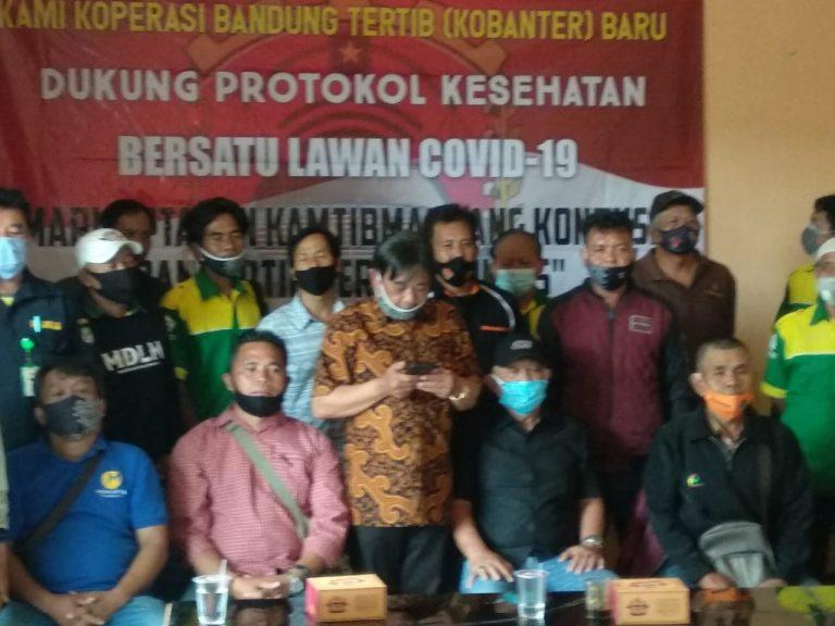 Kobanter Baru Adakan Deklarasi Terkait kebijakan Pemerintah Terhadap Penanganan Pandemi Covid-19