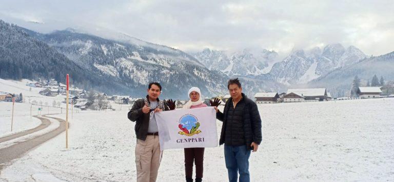 Prawita GENPPARI, Pegunungan Alpen Model Kawasan Wisata Terintegrasi